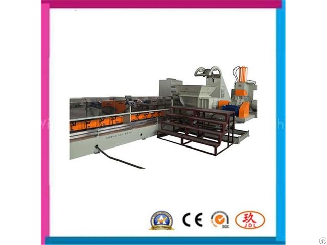 Single Screw Master Batch Granulator Production Line