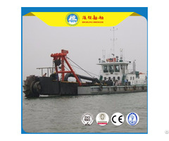 River Sand Cutter Suction Dredger