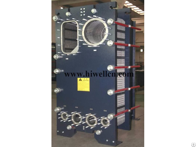 Semi Welded Heat Exchanger