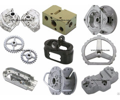 Die Casting Parts Qingdao Hiwell