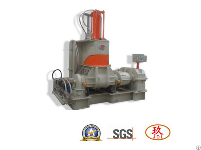 55l New Technical High Capacity Pressurized Type Rubber Mixer