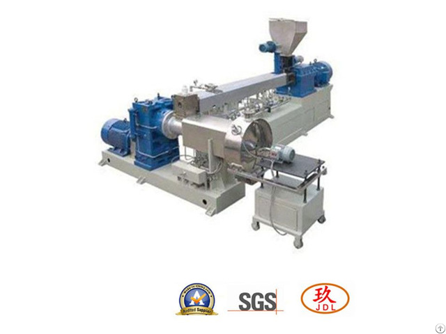 Inside And Outside Shielded Wire Material Granulator Production Line