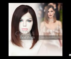 Ombre Celebrity Glueless Wig
