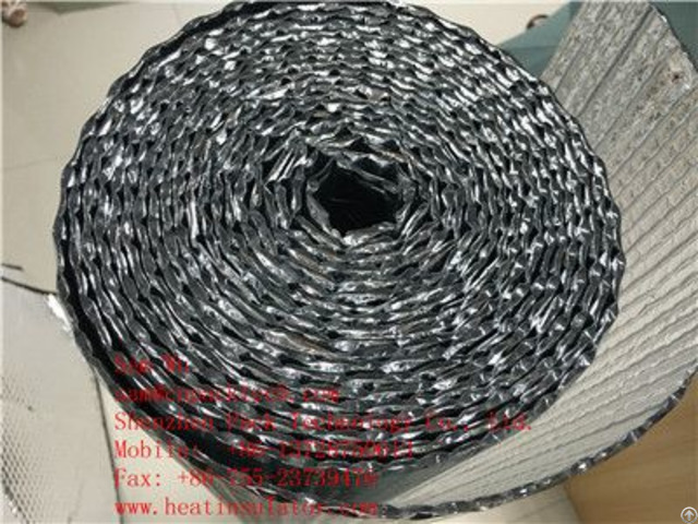 Double Bubble Aluminum Foil Faced Heat Insulation