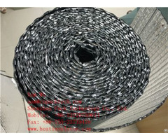 Double Bubble Aluminum Foil Faced Heat Insulation