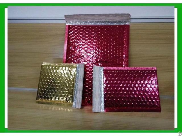 Metallic Poly Foil Bubble Envelopes