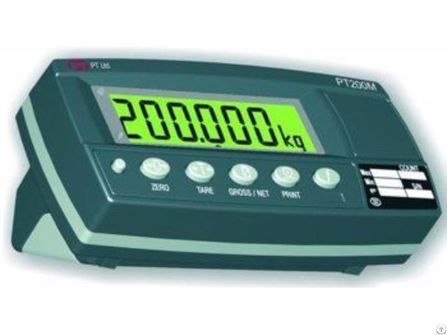 Popular Standard Weighing Indicator Series
