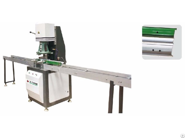 Single Axis Multi Head Drilling Machine