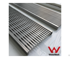 Custom Made Stainless Steel Linear Wedge Wire Grate