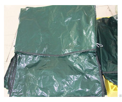 The Poly Tarp Drawstring Bags