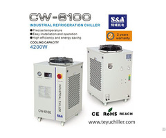 Chiller Cw 6100 For Woodworking And Laser Machines