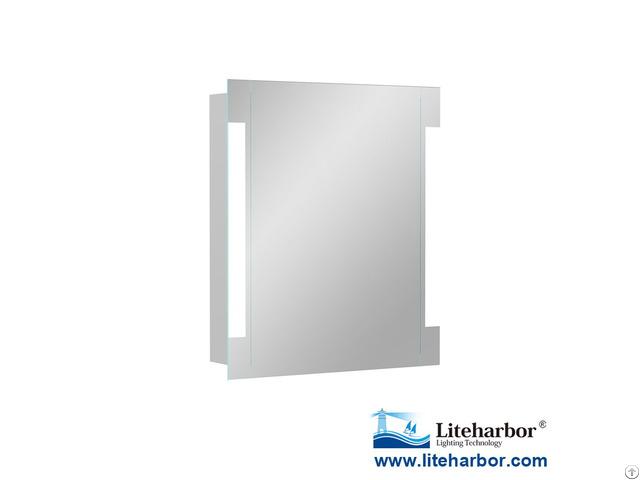 Frameless Led Bathroom Cabinet Mirror From Liteharbor Lighting