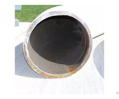 Abrasion Resistant Pipe Bend