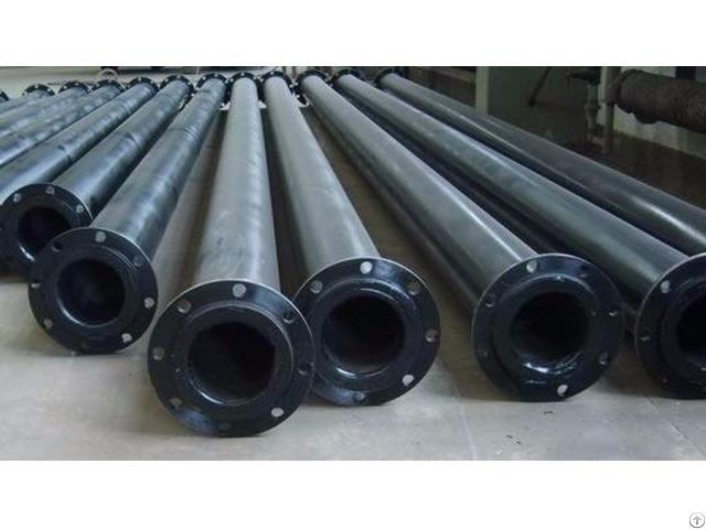 Bi Metal Clad Flanged Pipes