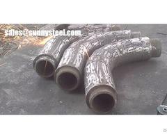 Bimetal Clad Pipe Bending