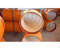 Ceramic Tile Lined Pipe Elbows