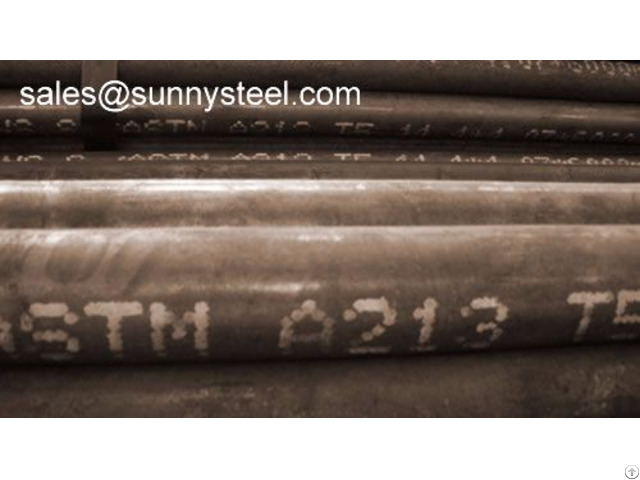 Asme Sa213 T5 Alloy Steel Pipes