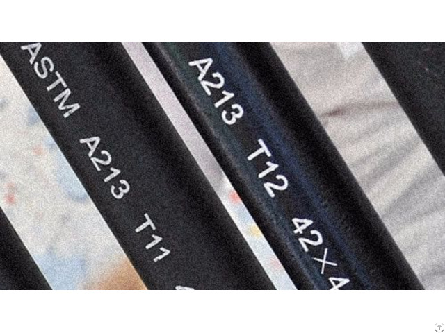 Astm A213 T12 Seamless Alloy Steel Pipe