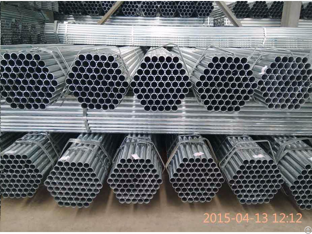 Q195 Cr Welded Gi Pipe Price In China Dongpengboda