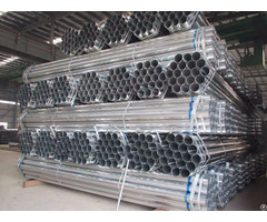 Factory Price Erw Cold Rolled Pre Galvanized Gi Pipe In China Dongpengboda