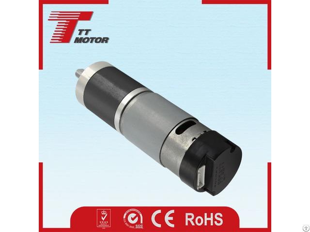 12v Mini Planetary Dc Gear Motor