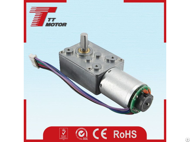 6v Electric Micro Worm Dc Gear Motors