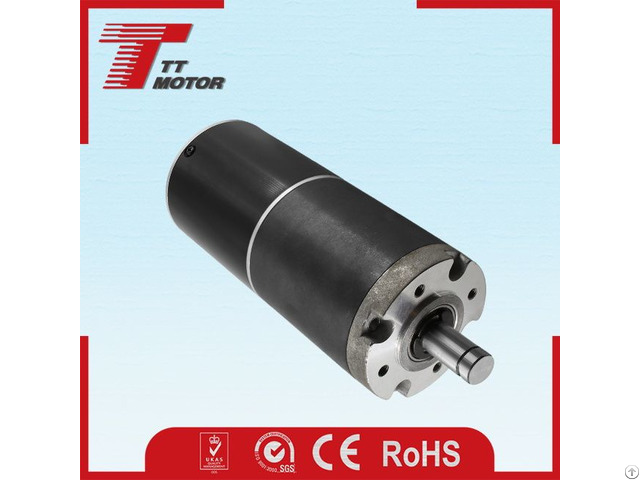 Planetary Electric 24v Geared Brush Dc Motor
