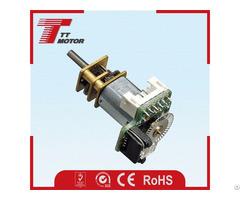 12v Dc Gear Motor