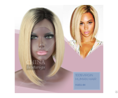 Blonde Beyonce Bob Wig