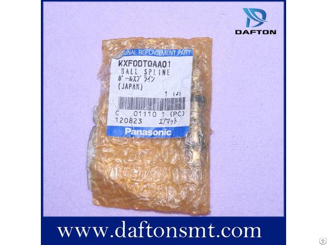 Smt Panasonic Cm402 Cm602 Ball Spline Shaft Kxf0dtqaa01