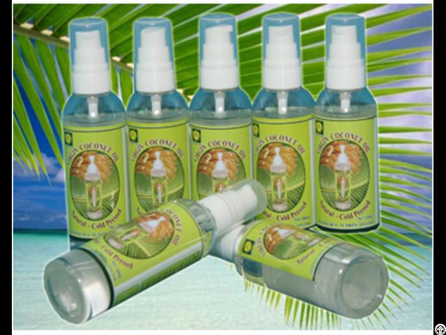 Virgin Coconut Oil For Beauty