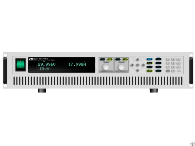 It6500 Wide Range High Power Supply