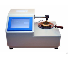 Astm D92 Automatic Cleveland Open Cup Flash Point Tester