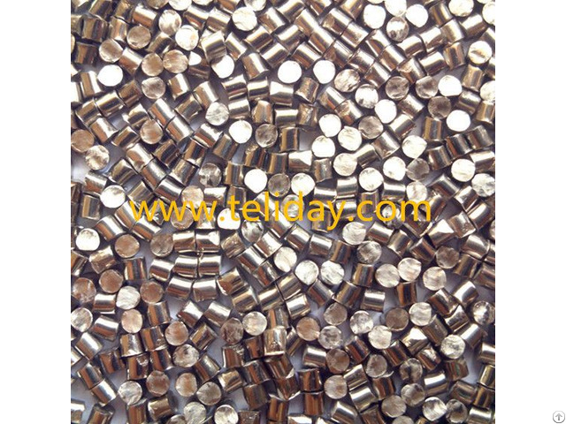 Low Carbon Steel Cut Wire Shot Blasting Abrasives And Medias