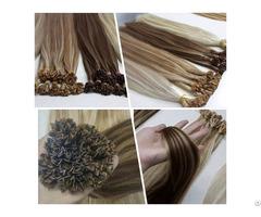 V Tip Hair