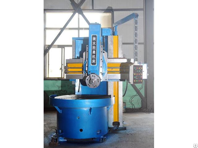 Cnc Vertical Lathe Equipment Ck5123