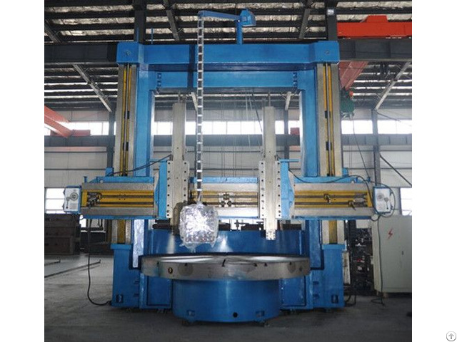 Quality Cnc Vertical Turning Lathe Machine