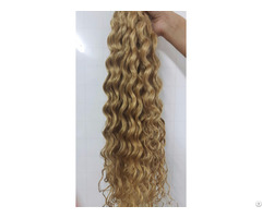 Color Wavy Hair