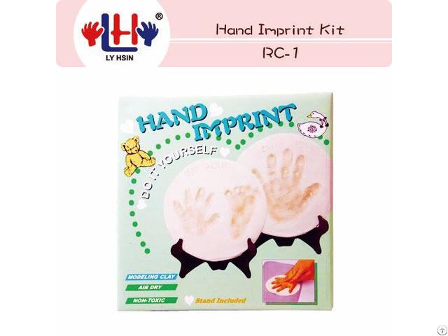 Baby Hand Imprint Kit