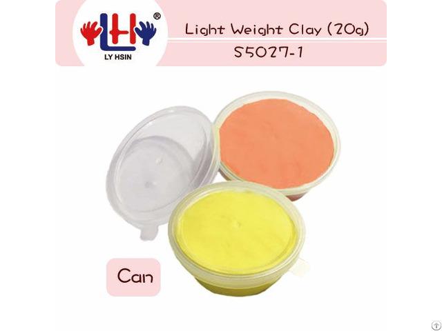 Light Air Dry Clay 20g