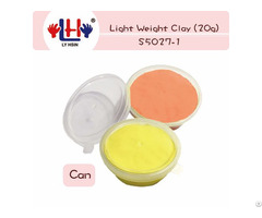 Light Air Dry Clay 20g