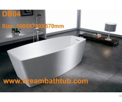 Freestanding Bathtub Db04