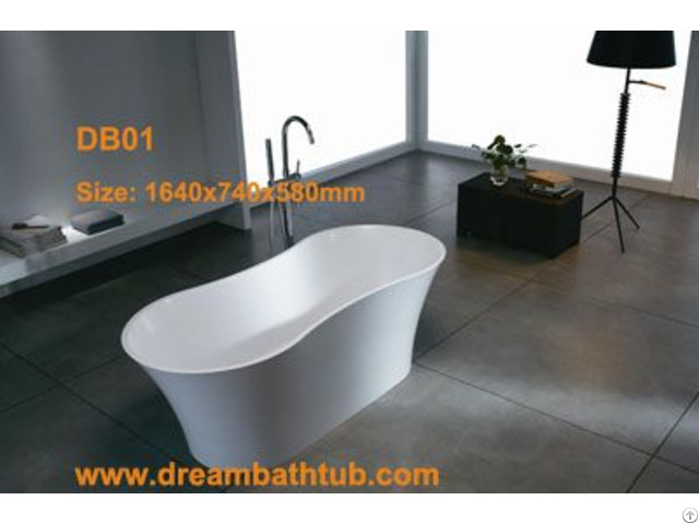 Resin Bathtub Db01