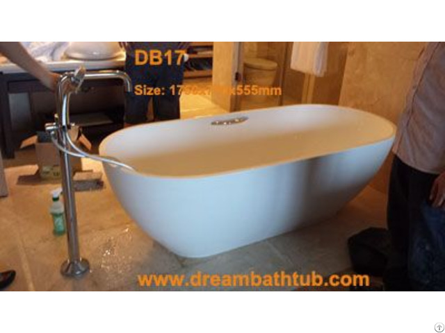 Quartz Composite Bathtub