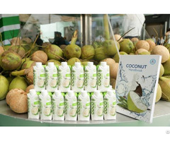 Canned Coconut Water Milk