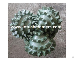 Lotus Steel Tooth Tricone Rock Roller Bits