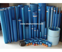 Lotus Pvc Water Well Casing Pipes