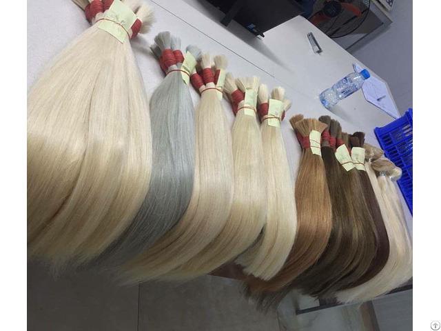 Color Human Hair
