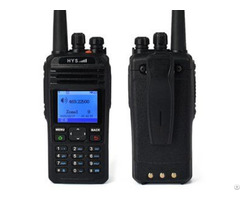 Portable Gps Dpmr Two Way Radio Tc 819dp