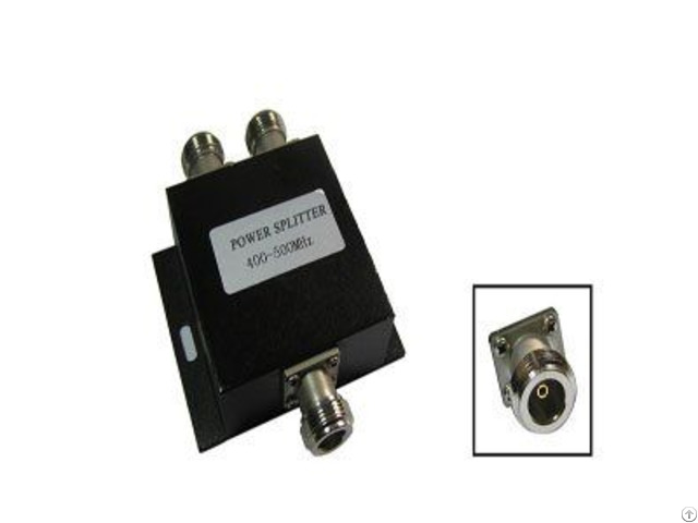 Two Way Radio Power Splitter